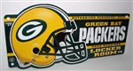 Green Bay Packers Locker Room Sign