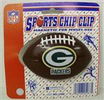 Green Bay Packers Bag Clip