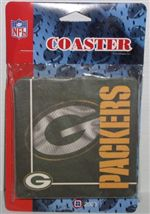 Green Bay Packers Coasters