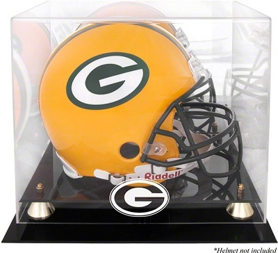 Green Bay Packers Full Size Helmet Case