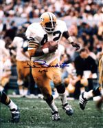 John Brockington Autograph 8x10 Photo