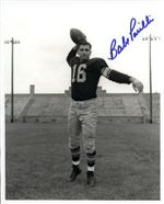 Babe Parilli Autograph 8x10 Photo