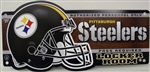 Pittsburgh Steelers Locker Room Sign