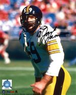Pittsburgh Steelers Jack Ham Autograph 8x10