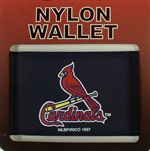 St. Louis Cardinals Nylon Wallet