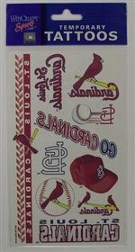 St. Louis Cardinals Tattoos
