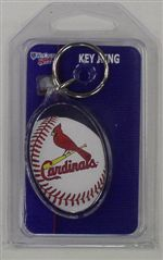 St. Louis Cardinals Key Ring
