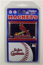 St. Louis Cardinals Magnets
