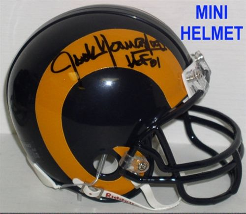 buy popular 99fbc b2f1a Jack Youngblood Autograph Mini Helmet