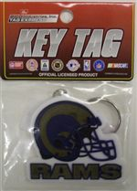 St. Louis Rams Key Ring