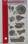 St. Louis Rams Tattoos