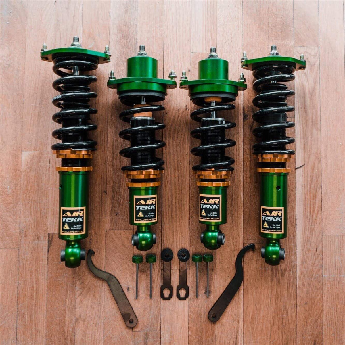 Sports Shock Absorbers Pair Of FRONT Peugeot 306 ALL MODELS 93-