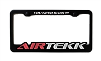Airtekk License Plate Frames