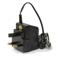 UK 3 Pin Adaptor 300mA