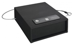 Stack-On Quick Access Auto-Open Drawer Safe (Biometric Lock)