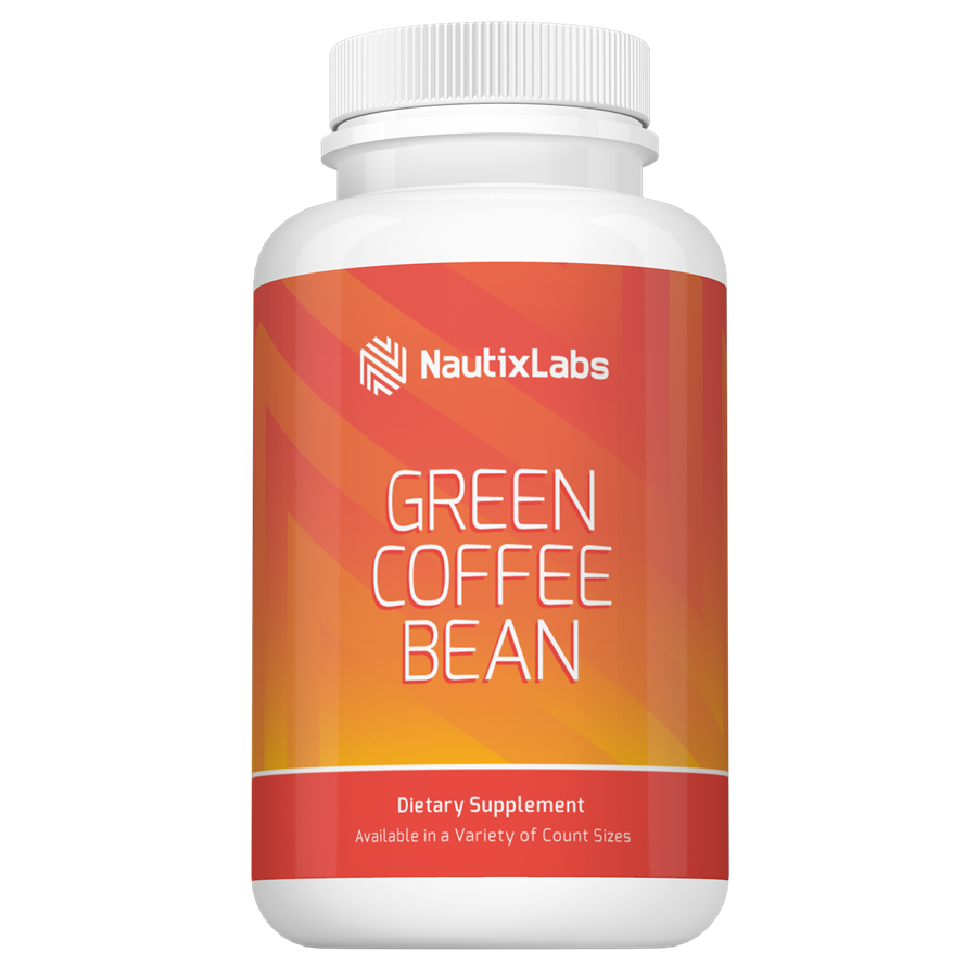Green Coffee Bean Extract 800 Mg W Gca