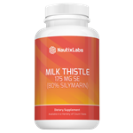 MILK THISTLE 175 MG SE(80% SILYMARIN)