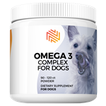 OMEGA 3 COMPLEX FOR DOGS (POWDER)