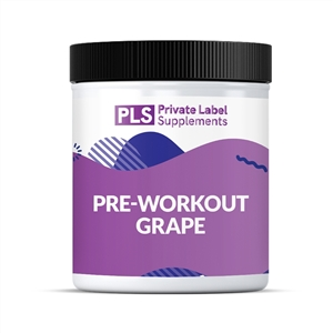 PRE-WORKOUT POWDER - FRUIT PUNCH