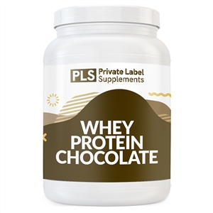 2 LB WHEY PROTEIN - CHOCOLATE