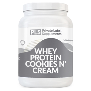2 LB WHEY PROTEIN - COOKIES N' CREAM