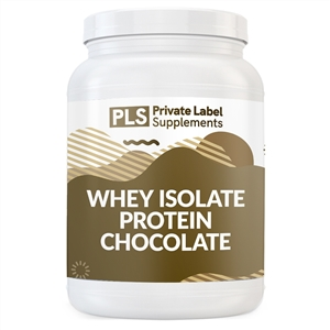 2 LB 100% WHEY ISOLATE PROTEIN - CHOCOLATE