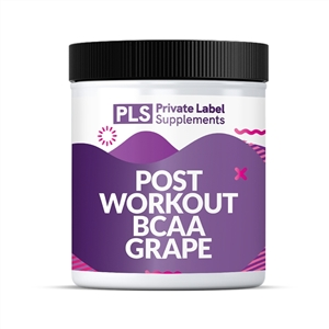 POST WORKOUT BCAA - GRAPE