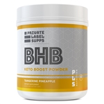 BHB KETO BOOST POWDER - TANGERINE PINEAPPLE