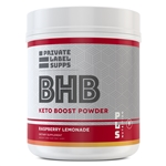 BHB KETO BOOST POWDER - RASPBERRY LEMONADE