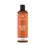 HAIR GROWTH SHAMPOO W/BROAD SPEC - 8 OZ