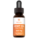 Hemp Oil Tincture 500mg