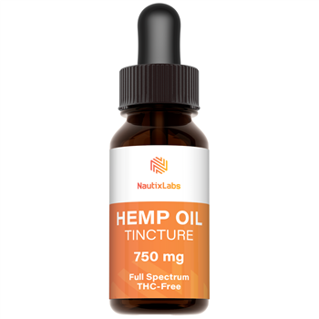 Hemp Oil Tincture 750mg