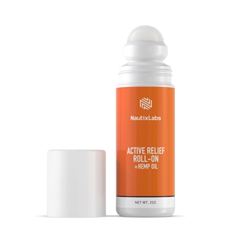 ACTIVE RELIEF ROLL-ON WITH FULL SPEC - 2 OZ