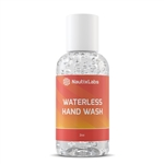 WATERLESS HAND WASH, 2OZ, LIQ