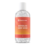 WATERLESS HAND WASH, 8OZ, LIQ