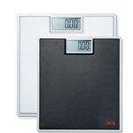 Seca Digital floor scale with rubber mat