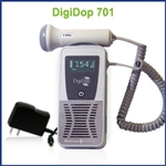 Newman Medical DigiDop 701 Display Digital Doppler with Recharger