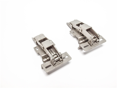 satin nickel hinges for monaco coach holiday rambler cabinet