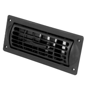 monaco rv holiday rambler fleetwood rv beaver safari 4 hole mount dash a/c vent 07011023-07011170
