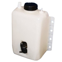 Wiper Washer Bottle 4 quart with Pump