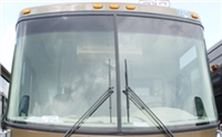 monaco rv holiday rambler fleetwood rv beaver safari windshield