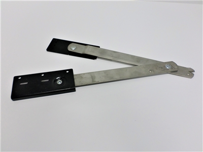 TIFFIN ENTRY DOOR LOCKING ARM