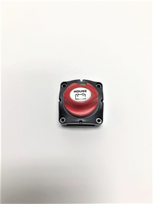 Battery Cutoff Switch for House Battery