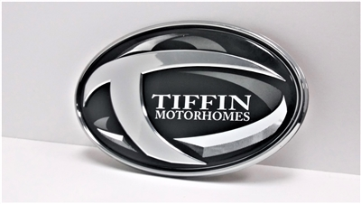 Tiffin Oval Decal for Front of Motorhome