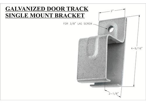 Single Mount Bracket