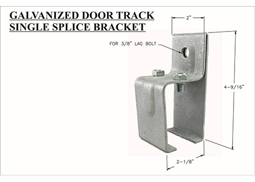 Single Splice Bracket