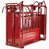 Series 6 CattleMan Heavy-Duty Squeeze Chute