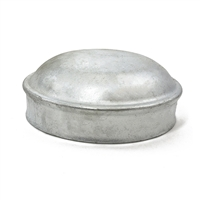 Pressed Steel Dome Cap