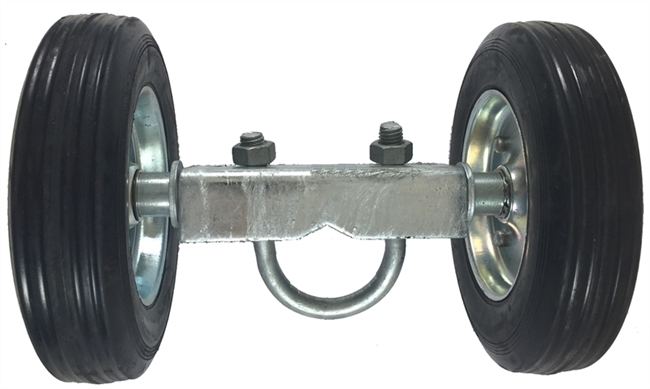 "6"" Residential Double Wheel Roller"
