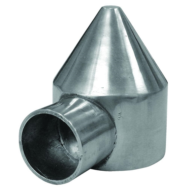 One-Way Bullet Cap